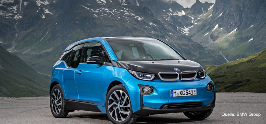 i3 - Source: BMW Group