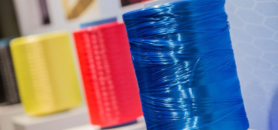 Techtextil 2017 Yarns Foto: Neckarfreunde for Messe Frankfurt