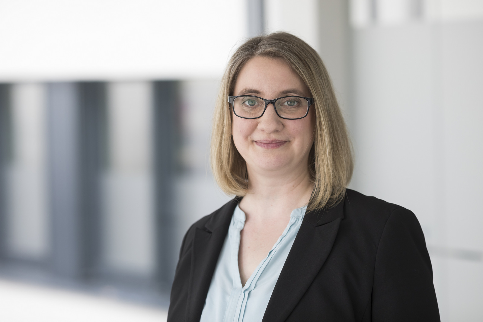 Dr. Anja Gerhardts, head of research at Hohenstein / Source: Hohenstein